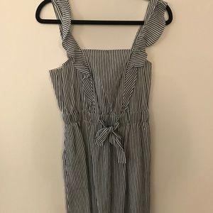 Club Monaco Striped Dress, Size 4